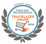 Grocery Headquarters, 2016 Trailblazer Award Logo
