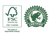 FSC and RA Trademarks