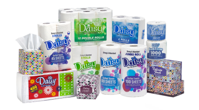 Daisy brand paper products