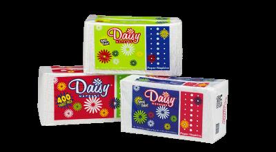 Daisy brand paper napkins